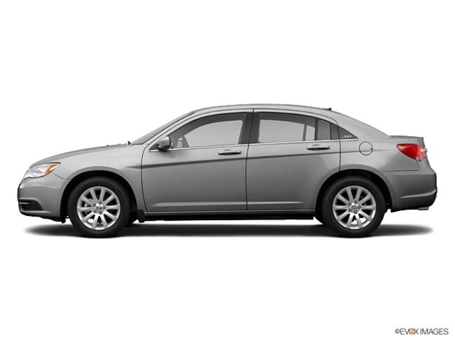Used 2011 Chrysler 200 Touring Sedan For Sale Waite Park, MN