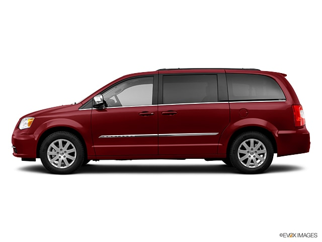 2011 Chrysler Town & Country Touring-L Passenger Van