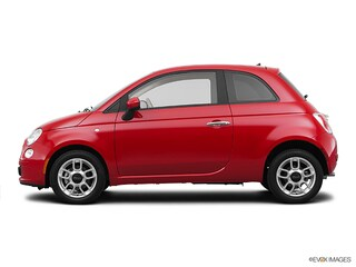 2012 FIAT 500 Pop Hatchback