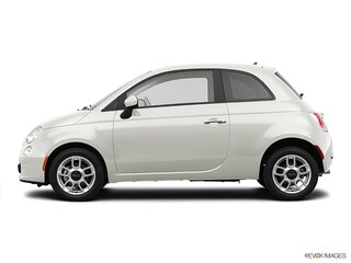 Used 2012 FIAT 500 Pop Hatchback 3C3CFFAR6CT125026 in San Bernardino