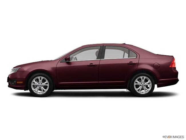 2012 Ford Fusion SE Sedan
