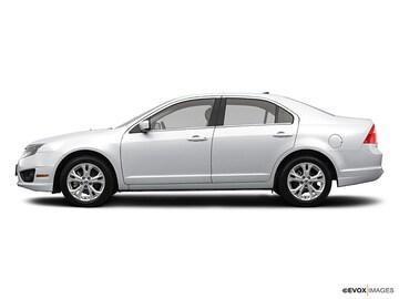 2012 Ford Fusion Sedan