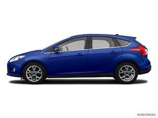Discounted 2012 Ford Focus SEL Hatchback for sale near you in Tucson, AZ