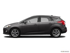 2012 Ford Focus SEL Compact Car