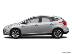 2012 Ford Focus SEL SEL  Hatchback