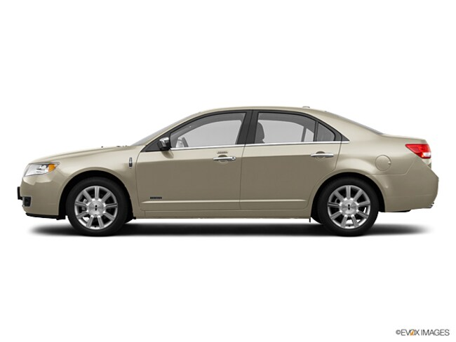 2012 Lincoln MKZ Hybrid with Navigation and Moon Roof Sedan