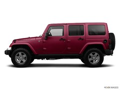 New 2012 Jeep Wrangler Unlimited Sahara SUV For Sale in Helena, MT