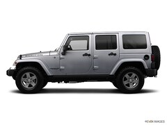 2012 Jeep Wrangler Unlimited Call of Duty MW3 4WD  Call of Duty MW3 *Ltd Avail*