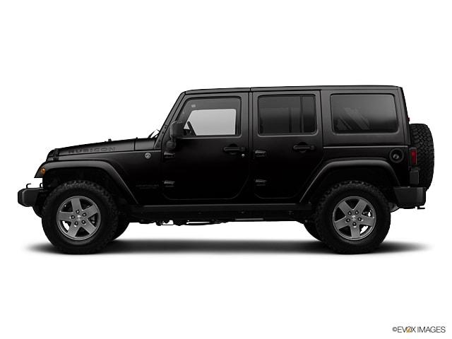 2012 Jeep Wrangler Unlimited SUV
