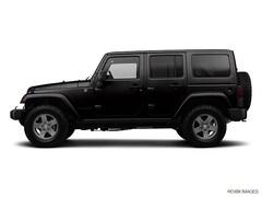 2012 Jeep Wrangler Unlimited Sahara SUV