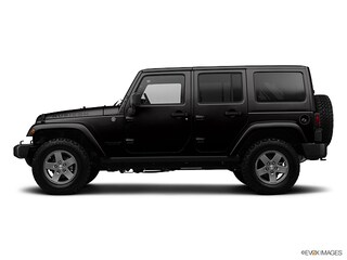 Used 2012 Jeep Wrangler Unlimited Sahara SUV Houston