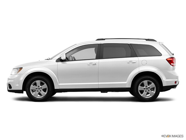 2012 Dodge Journey SXT Wagon
