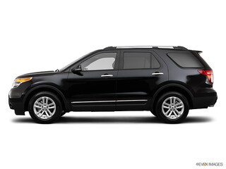 Used 2012 Ford Explorer XLT SUV for sale in Boston, MA
