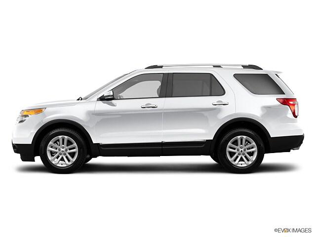 2012 Ford Explorer XLT 4WD  XLT