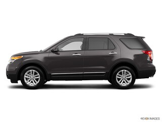 Used 2012 Ford Explorer 4WD 4dr XLT Sport Utility for sale in Boston, MA