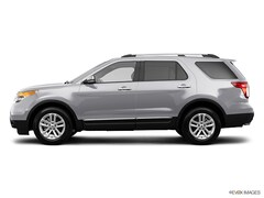 Used 2012 Ford Explorer XLT SUV 6954A for sale in Columbia, MO