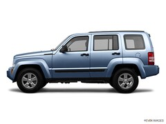 Used 2012 Jeep Liberty Sport SUV for sale near Greenfield MA