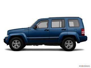 2012 Jeep Liberty 4WD  Sport Latitude