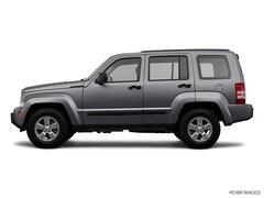 2012 Jeep Liberty 4WD 4dr Sport Sport Utility