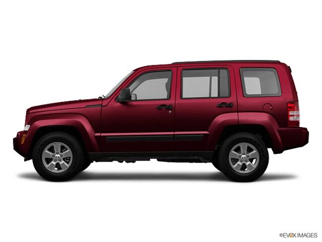 2012 Jeep Liberty Sport Sport Utility