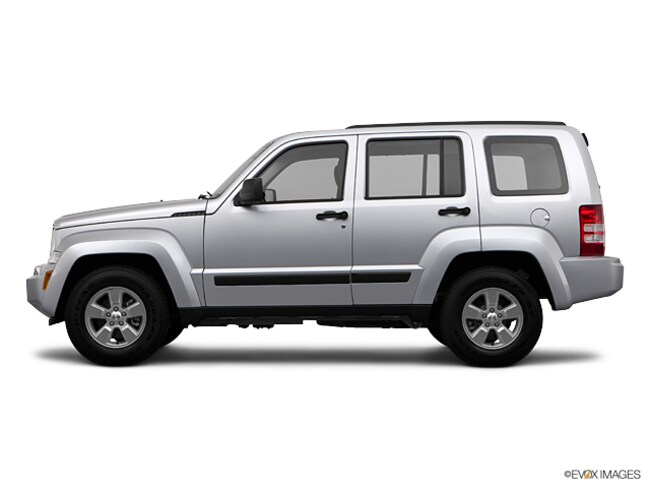 2012 Jeep Liberty Limited Edition  4x4 SUV