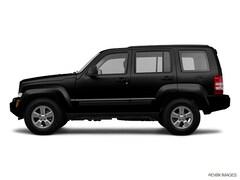2012 Jeep Liberty 4WD 4dr Sport Latitude SUV
