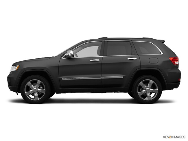 Used 2012 Jeep Grand Cherokee Overland 4WD  Overland in Somerset NJ