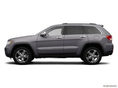 Used 2012 Jeep Grand Cherokee Overland 4x4 SUV for sale in Green Bay