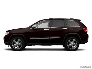 2012 Jeep Grand Cherokee Overland 4x4 SUV for sale in Carson City