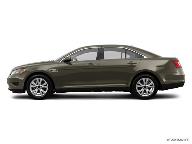 2012 Ford Taurus SEL Sedan