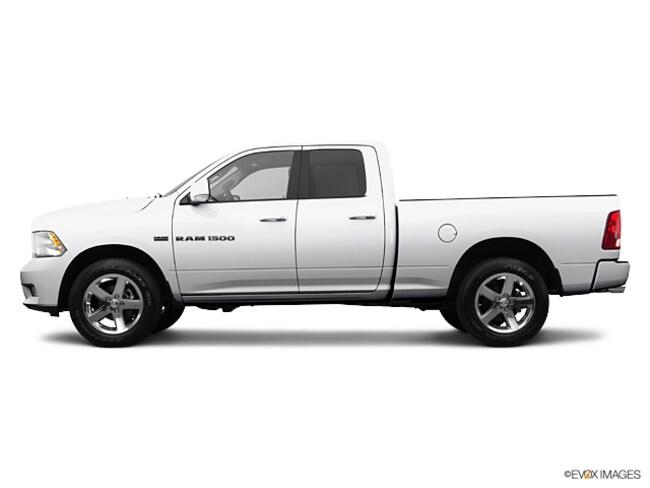 2012 Ram 1500 Laramie 4x4 Crew 5.7ft Truck Crew Cab