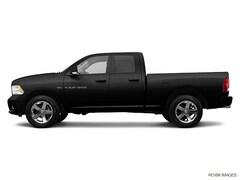 2012 Ram 1500 4x4 Crew Cab Longhorn Laramie Truck