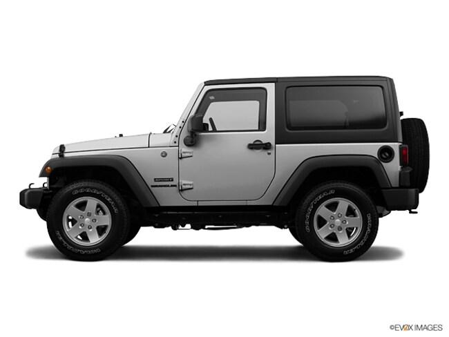 2012 Jeep Wrangler Sport SUV