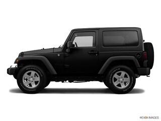 2012 Jeep Wrangler Sport 4WD  Sport