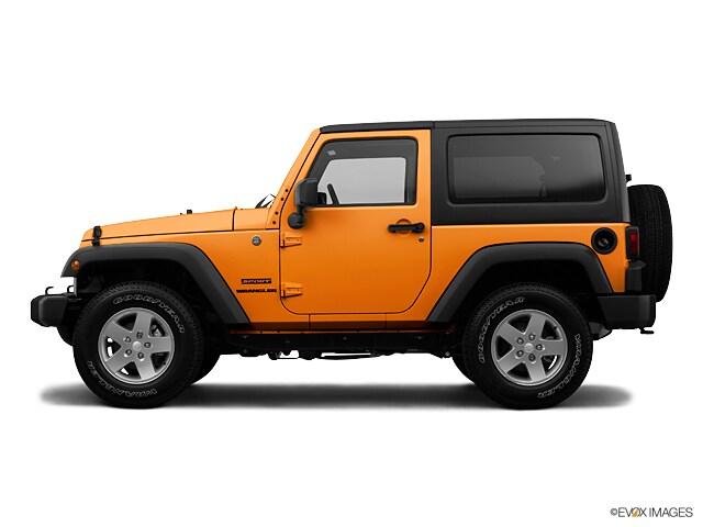 Used 2012 Jeep Wrangler Sport SUV Winston Salem