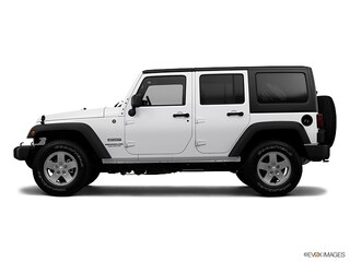 Used 2012 Jeep Wrangler Unlimited Sport SUV Phoenix AZ