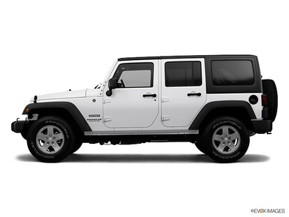 Used 2012 Jeep Wrangler Unlimited Sport RHD For Sale - 4429