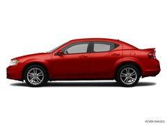 2012 Dodge Avenger SXT Plus Sedan