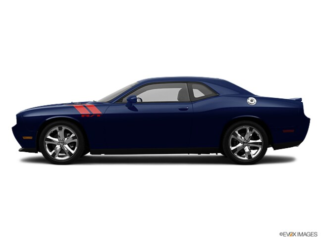 2012 Dodge Challenger R/T Coupe