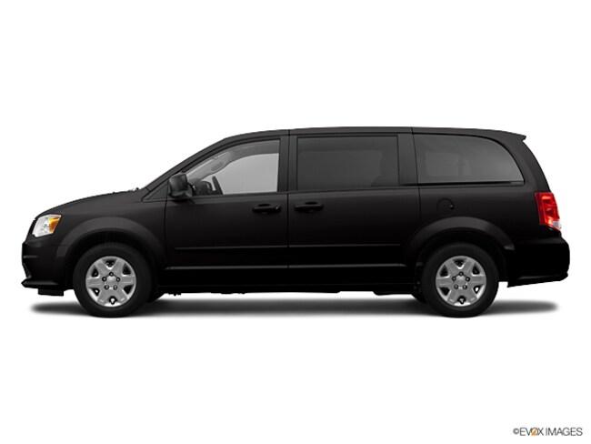 2012 Dodge Grand Caravan SXT Passenger Van