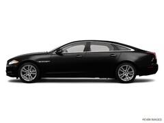 Certified Used 2012 Jaguar XJ Supercharged Sedan Orange County California