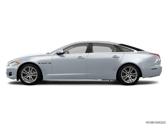 2012 Jaguar XJ XJL Portfolio Sedan