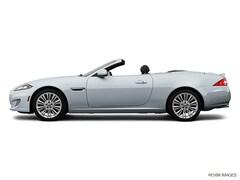 2012 Jaguar XK XKR Convertible