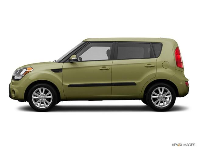 2012 Kia Soul Hatchback For Sale in Lowell, MA