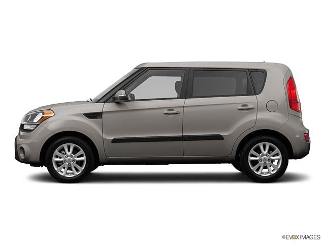 2012 Kia Soul ! (A6) Hatchback