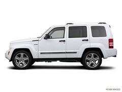 2012 Jeep Liberty Limited Jet Edition 4x4 SUV