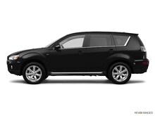2012 Mitsubishi Outlander 4WD 4dr SE SUV