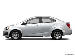 Used 2012 Chevrolet Sonic 2LS Sedan for Sale Near Mililani