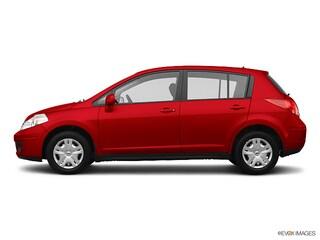 2012 Nissan Versa S 5dr HB Auto 1.8 Hatchback