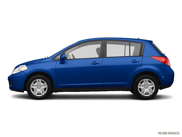 2012 Nissan Versa 1.8 S (A4) Hatchback